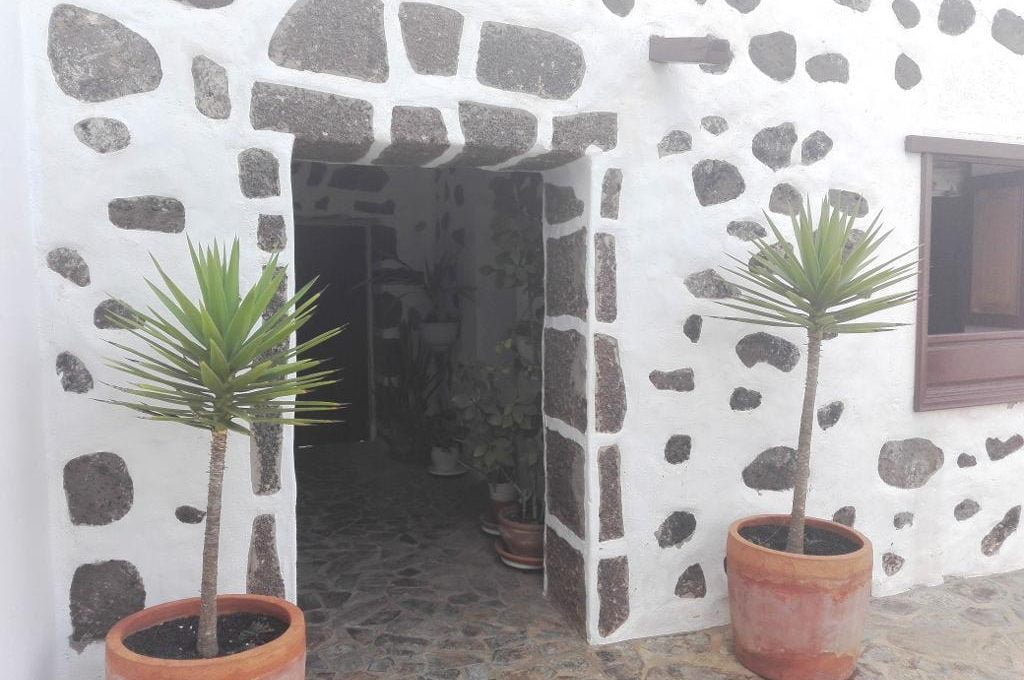 Spanje  in Canary Islands, Tinajo